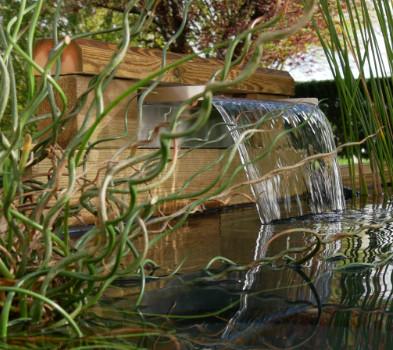 Lame d'eau kit bassin Sanke Cosy Bassin